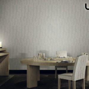 ARMANI CASA MADELEINE Wallpaper with Branches and Ferns