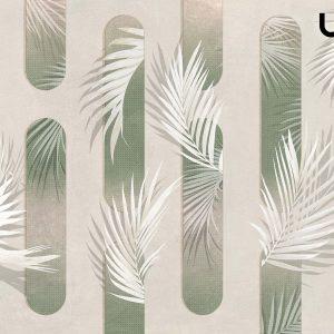 FLINT Carta da Parati Tropicale